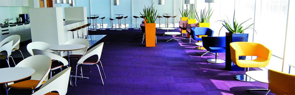 Commercial Carpet and Tiles